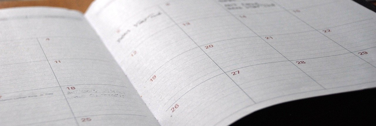 Dart Accounting Contact Day Planner
